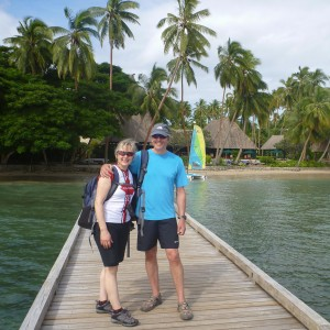 At the Cousteau Resort