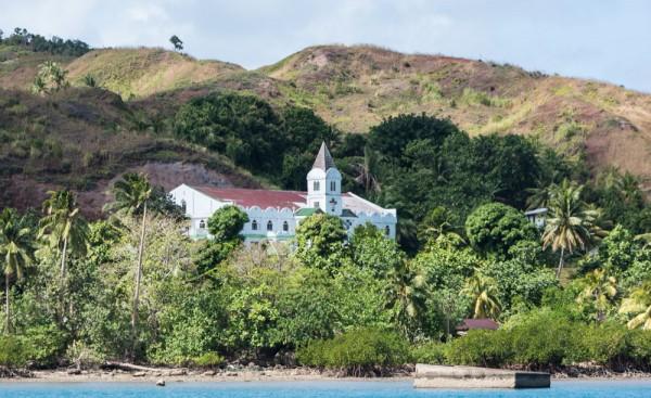 Seventh Day Adventist Church in Katherine Bay